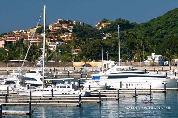 Marina Riviera Nayarit in Livepuntamita
