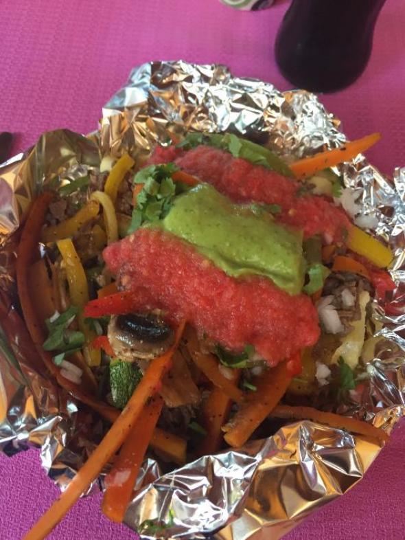 Tacos & Papas in Livepuntamita