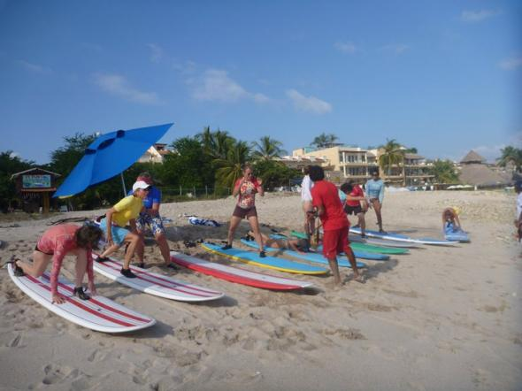Tranquilo Surf in Livepuntamita