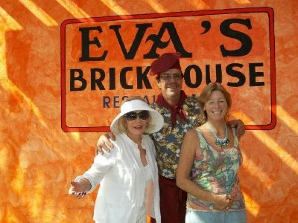 Eva´s Brickhouse in Livepuntamita