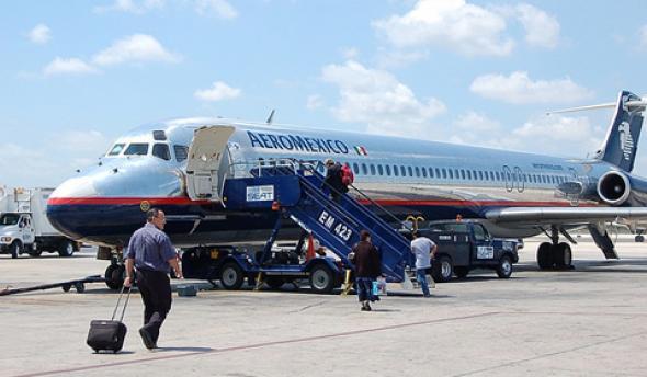 Aeromexico in Livepuntamita