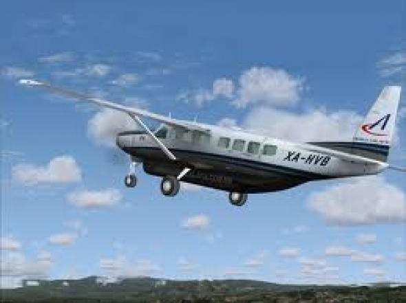 Aero Calafia in Livepuntamita