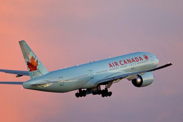 Air Canada in Livepuntamita