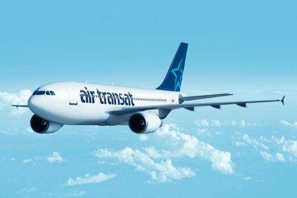 Air Transat in Livepuntamita