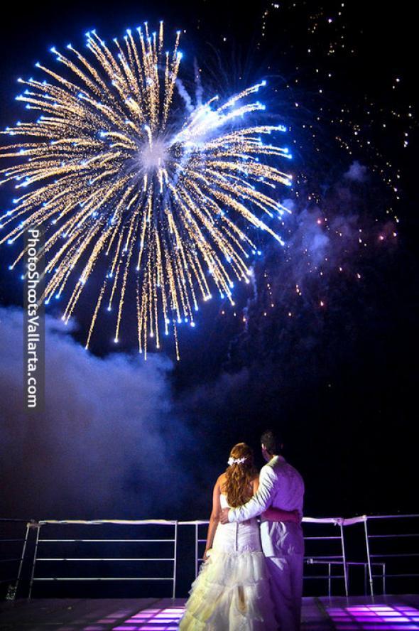 Fireworks Zagal in Livepuntamita