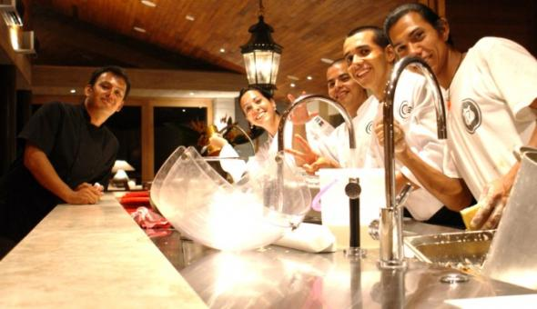 The Culinary Project in Livepuntamita
