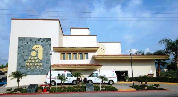 San Javier Hospital - Puerto Vallarta in Livepuntamita
