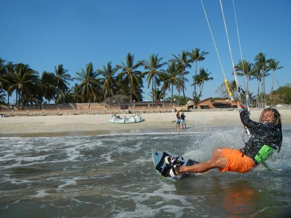 Kite Mexiko in Livepuntamita