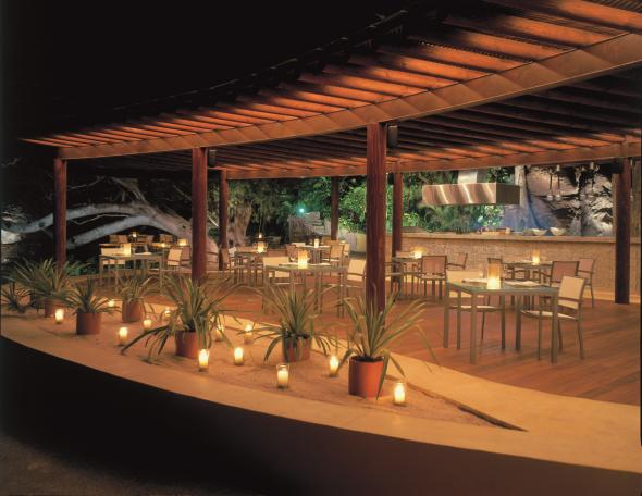 Bahia Restaurant in Livepuntamita