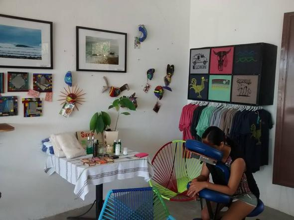 La Lancha Surf Cafe in Livepuntamita