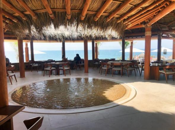 Kupuri Beach Club in Livepuntamita