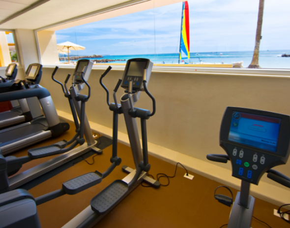 CINCO Fitness Center in Livepuntamita