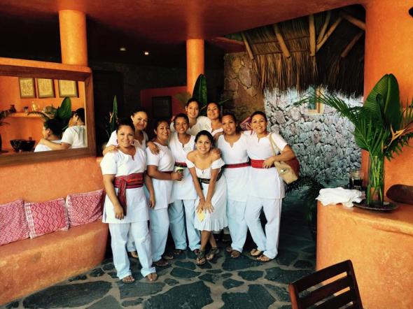 Spa in House Experience in Livepuntamita