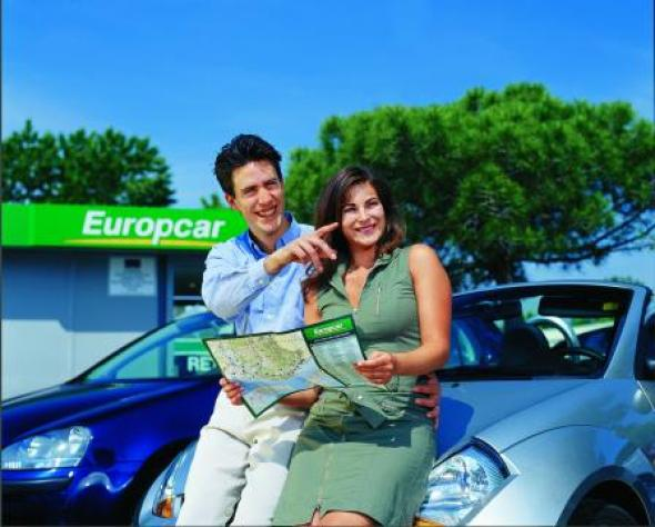 Europcar in Livepuntamita