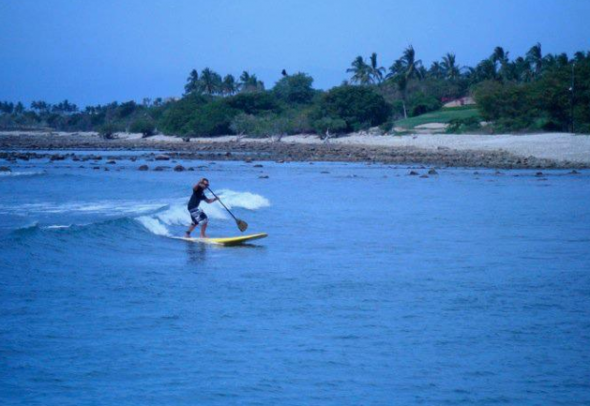 Mictlan Surf School in Livepuntamita