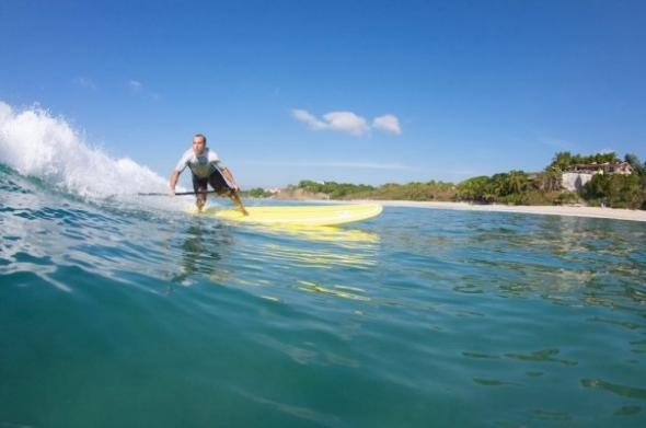 Pacific Paddle Surf in Livepuntamita