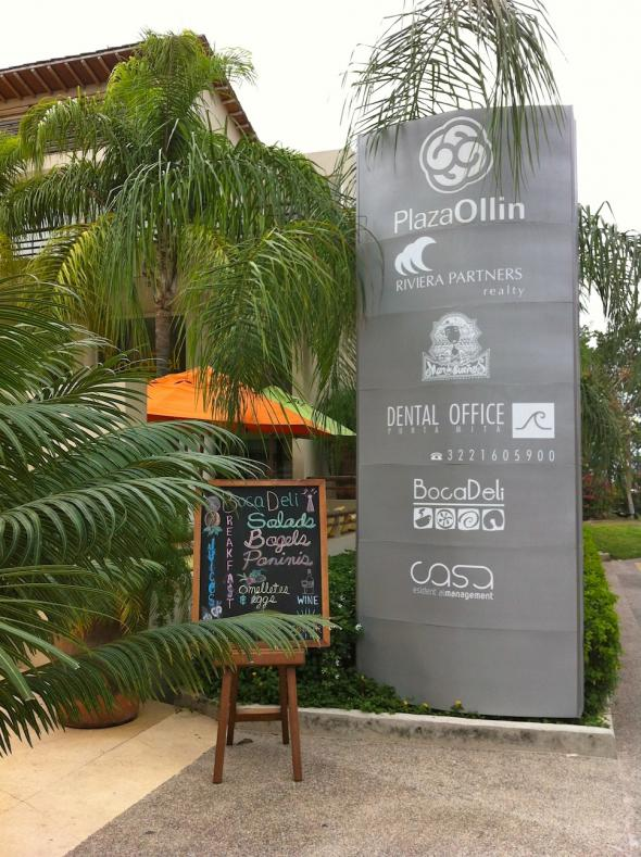 Plaza Ollin in Livepuntamita