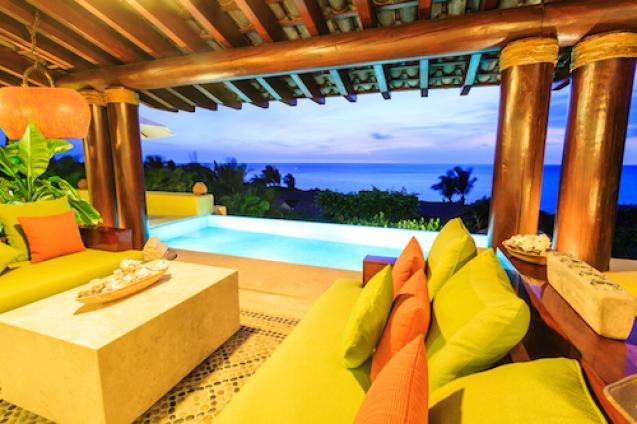 Casa Terral, Four Seasons Private Villa  Vacation Rental in Four Seasons Private Villas Livepuntamita