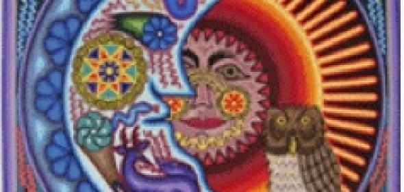 Huichol Art Center a Huichol Exhibit by Arte
