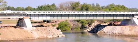 Ameca Bridge Repair Complete–Traffic back to normal!