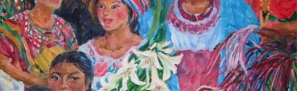 Art, tapas, wine, live music y mucho mas at Punta de Mita´s Rosa Mexicano