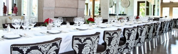 The Celebrity Chefs of the Punta Mita Golf & Gourmet Classic