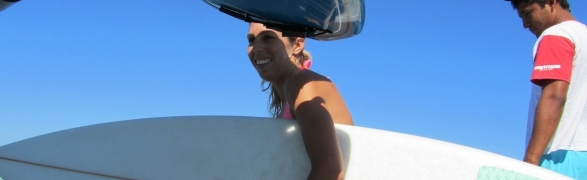 Billabong Girl's Surf Camp: the pictures!
