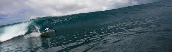 Gerry Lopez Talks Surfing Punta de Mita (video)