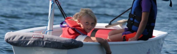 Summer Kids' Sailing Program at La Cruz Yacht Club