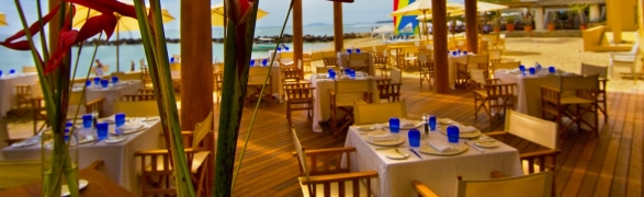 Early Bird Dining special at Cafe des Artistes del Mar