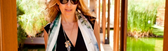 LivePuntaMita Style: What's in her bag?
