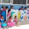 Celebrating Mother's Day at Coral del Risco kinder in Punta de Mita