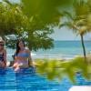 Kirsten Dunst visits Punta Mita!
