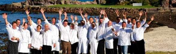 Punta Mita Gourmet & Golf Classic Packages now available! April 11–14, 2013