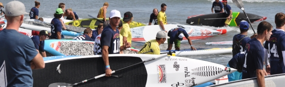 Riviera Nayarit locals participate in annual Gerry Lopez Battle of the Paddle