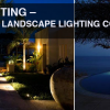 Magical Lighting -Complimentary Lanscape Lighting Consultation