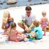 Tori Spelling & Dean McDermott at St. Regis Punta Mita for a family getaway!