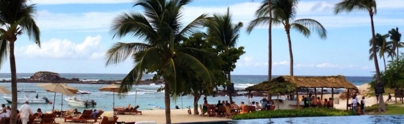 Tonight! Repeat of the Sea Breeze Beach & Lounge party…St. Regis rocks it!