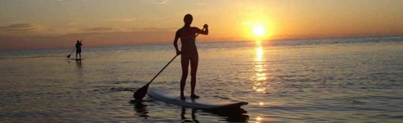 Sunset SUP Sessions at St. Regis – a unique view of Punta Mita!