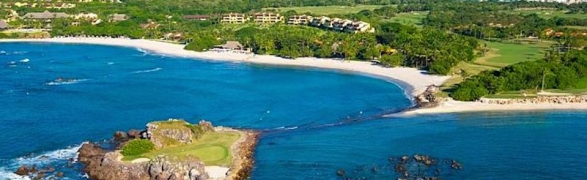 """Catch an exclusive Mexican wave"", by Matthew Smith, features Punta Mita excellent surf"