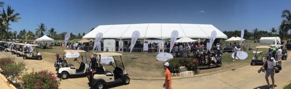 V Gourmet & Golf Classic – Golf Tournament Awards lunch – the photos!