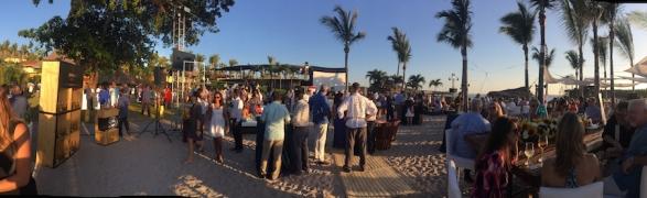 V Punta Mita Gourmet & Golf Classic Opening Party…the photos!