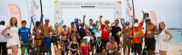Enjoy life, play, eat, drink and dance at the Punta Mita Beach Festival 2017 – August 12 & 13
