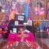 PEACE Punta de Mita kids honor Bill Hauser with a beautiful Altar de Muertos
