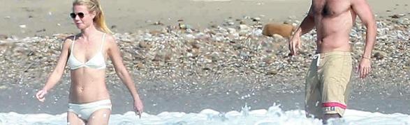 Gwyneth Paltrow visits Punta Mita, again!
