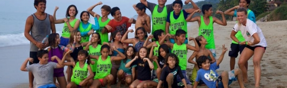 Sayulita's Jr. SUP Team Encourages New Champions In Mexico