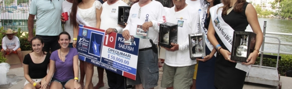 11th Intl Marlin & Tuna Sport Fishing Tournament – Bahia de Banderas, July 20th-22nd