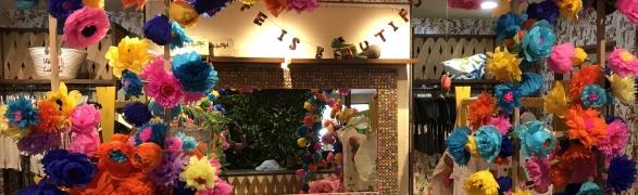 Niña Catrina Pop-Up Shop @Four Seasons!