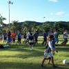 The Municipal Sports Center at Punta de Mita will have new bleachers!