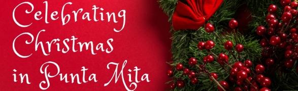 Celebrating Christmas in Punta Mita!